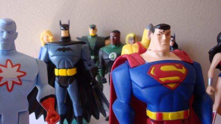 Justice League oleh Ammon Beckstorm