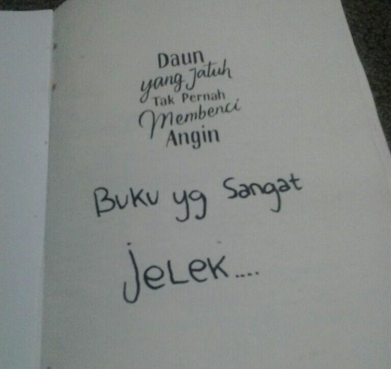 Novel_tere_liye