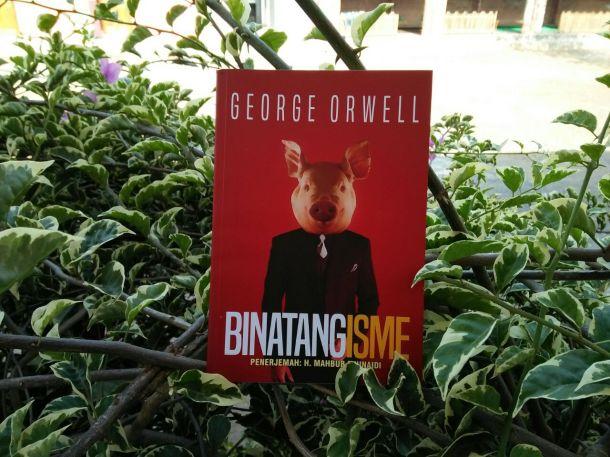 Binatangisme Mahbub Djunaedi George Orwell