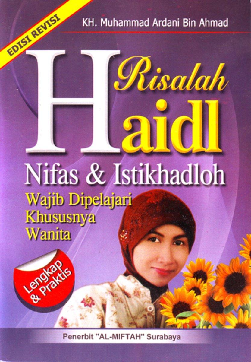 Resensi Buku: Risalah Haid, Nifas & Istihadah